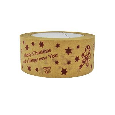 Weihnachtsliches-Papierklebeband