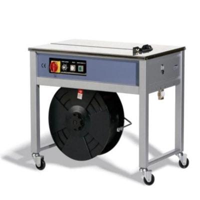 halbautomatische-umreifungsmaschine