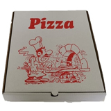 Pizzakarton (4-Ecken)