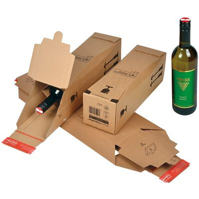 Colompac Weinflaschenkarton