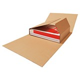 Buch- und Wickelverpackungen