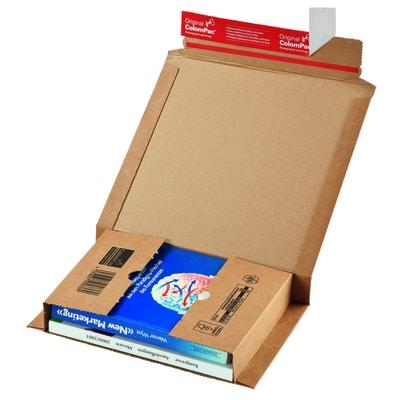 Wickelverpackung für Warensendungen