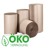 PolsterPac Box mit 250m Recyclingpapier 80g/m²
