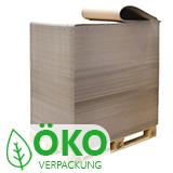 Packpapier als Bogen