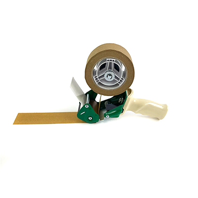 Handabroller aus Kunststoff für PP-/PVC Klebeband