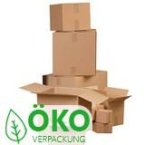 Umweltfreundliche Kartons