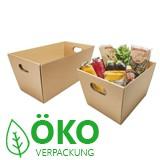 Umweltfreundliche Versandverpackungen