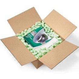 Umweltfreundliche Verpackungschips von flo-pak