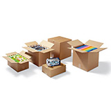 Ideale Verpackungen für GLS Paket in Größe XS