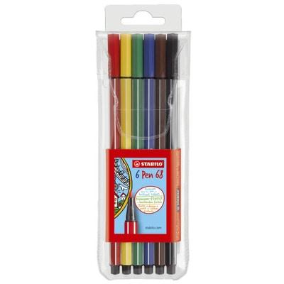 Stabilo® Fasermaler Pen 68