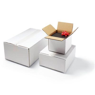 Bedruckte Kartons